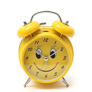 smiley alarm clock