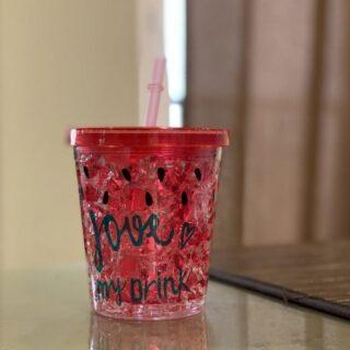 love my drink frosty sipper