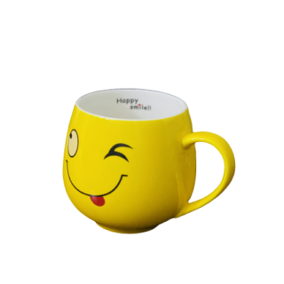 Wink Smiley Mug