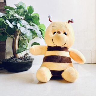 stuffed honey bee