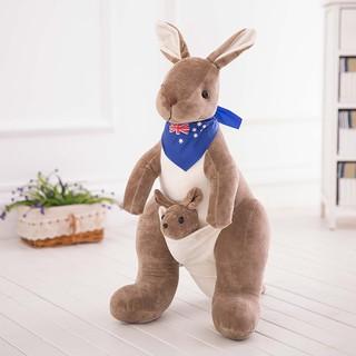 kangaroo soft toy
