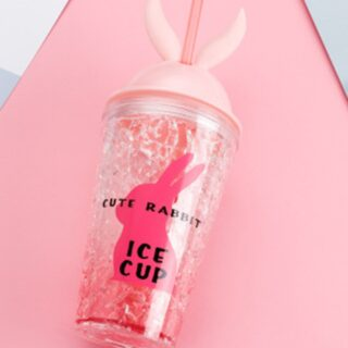 rabbit ice cup