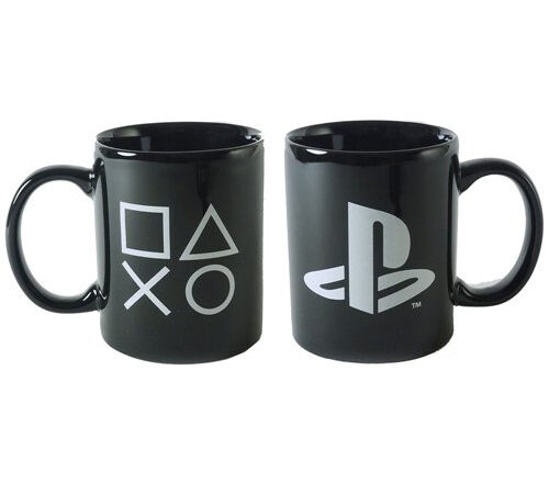 playstation mug