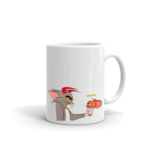 Tom and jerry mug