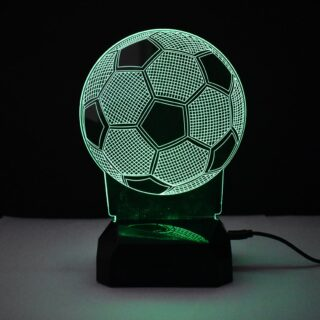 Football Led Lamp