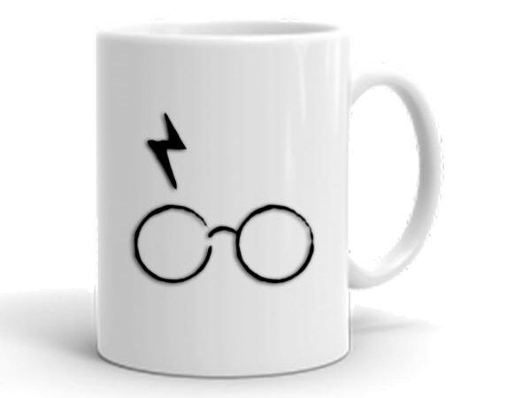 Harry Potter Specs Mug