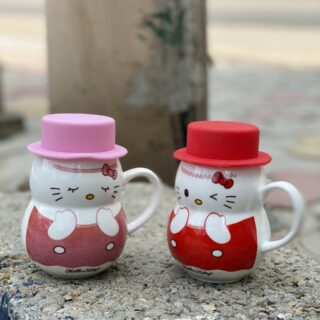 kitty mug combo