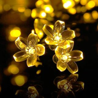 Flower Fairy String Lights