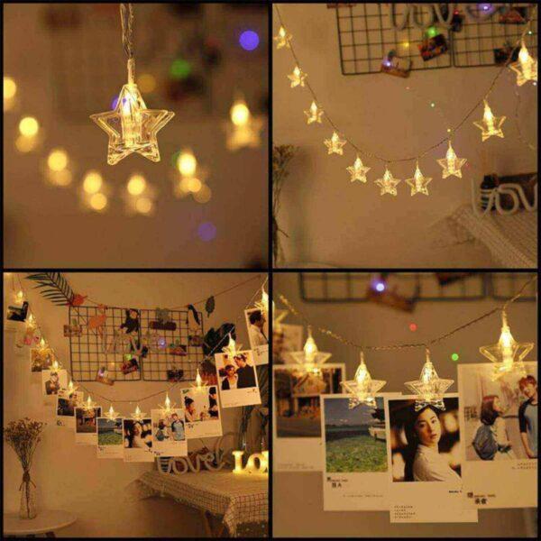 Star Clip Lights